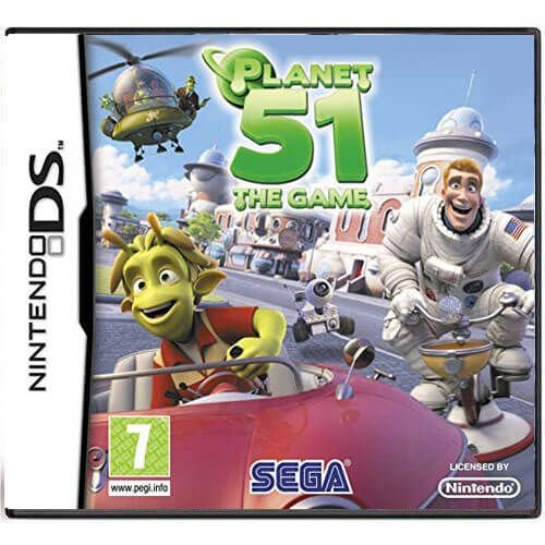 Planet 51 The Game Seminovo – DS