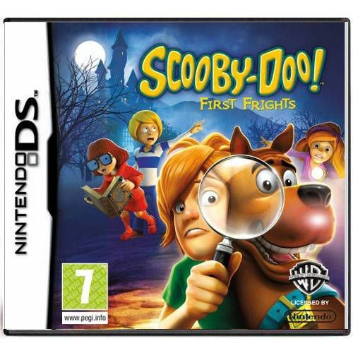 Scooby-Doo! First Frights Seminovo – DS