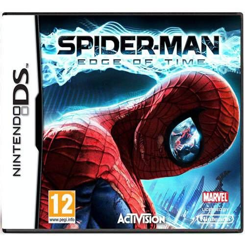 Spider-Man Edge of Time Seminovo – DS
