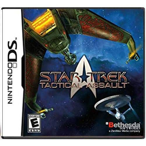 Star Trek Tactical Assault Seminovo – DS