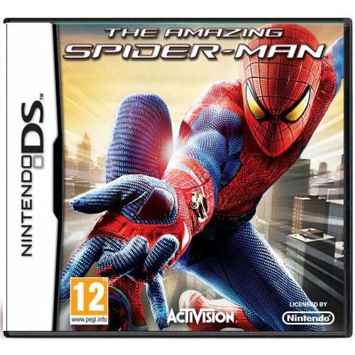 The Amazing Spider-Man Seminovo – DS