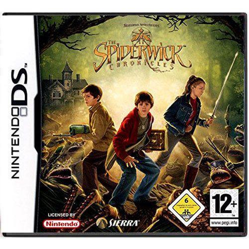 The Spiderwick Chronicles Seminovo – DS