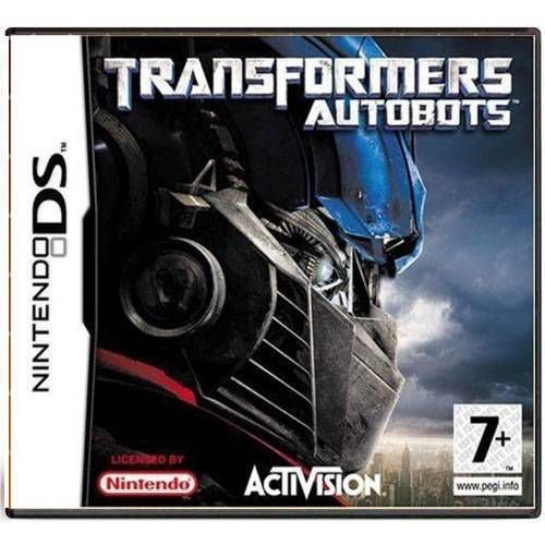 Transformers Autobots Seminovo – DS