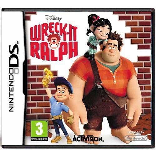 Wreck – It Ralph Seminovo – DS