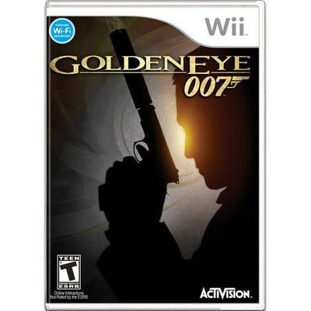 007 Goldeneye Seminovo – Wii