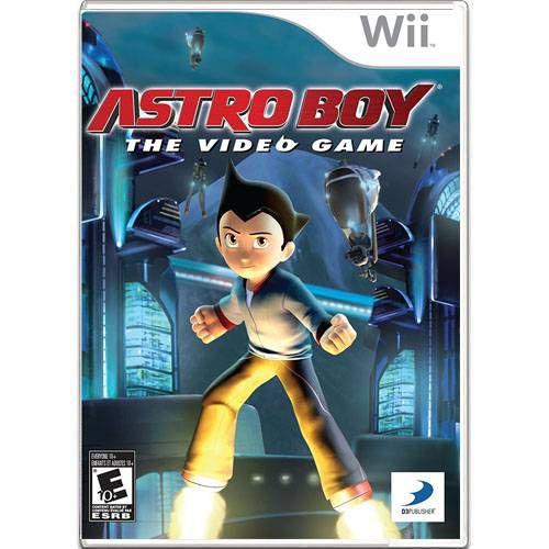 Astro Boy The Video Games Seminovo – Wii