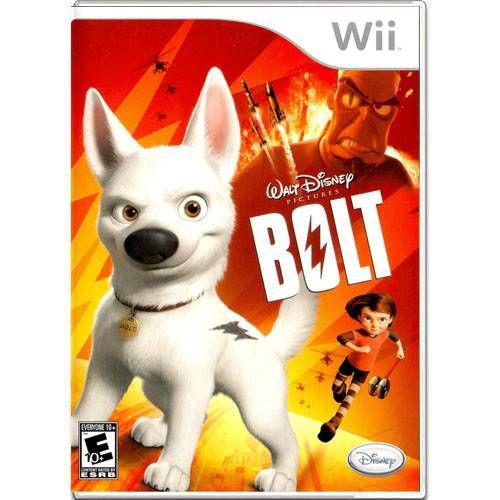 Bolt Seminovo – Wii