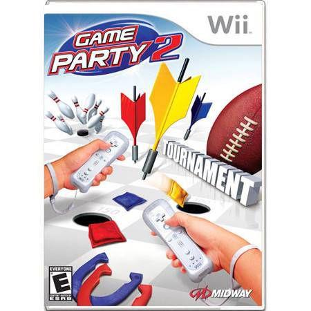 Game Party 2 Seminovo – Wii