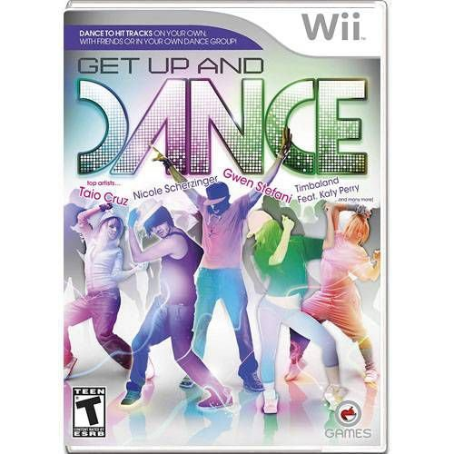 Get Up And Dance Seminovo – Wii