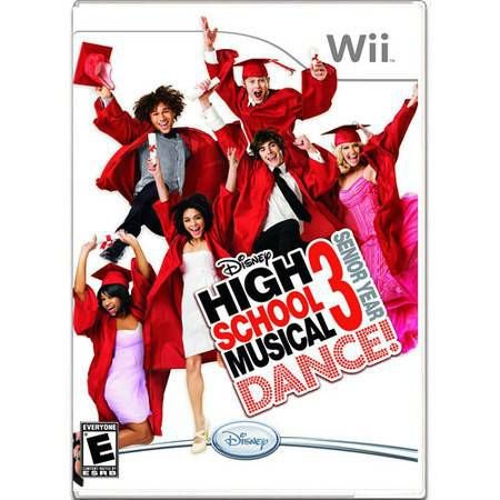 High School Musical 3 Seminovo – Wii