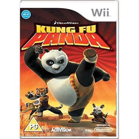 Kung Fu Panda Seminovo – Wii