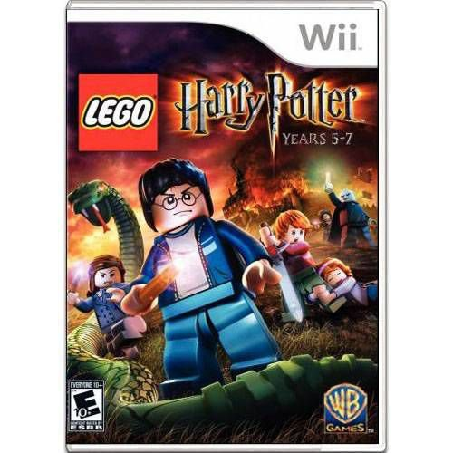 Lego Harry Potter Years 5-7 Seminovo – Wii