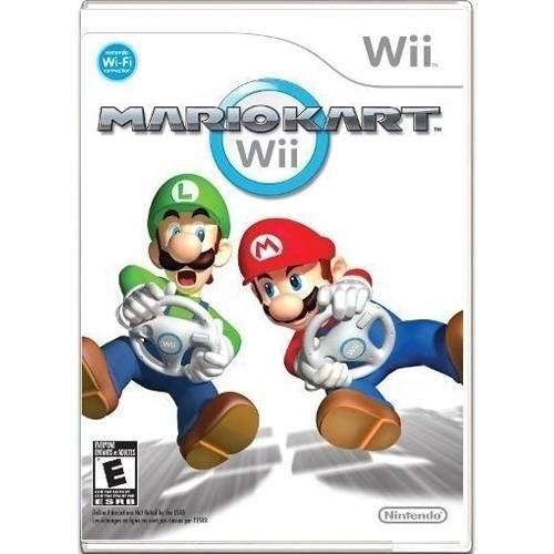 Mario Kart Seminovo – Wii