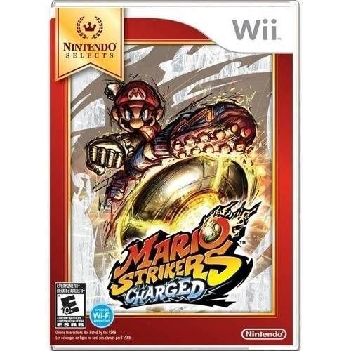 Mario Strikers Charged Seminovo – Wii