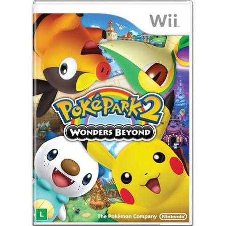 PokePark 2 Wonders Beyond Seminovo – Wii