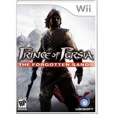 Prince Of Persia: The Forgotten Sands Seminovo – Wii