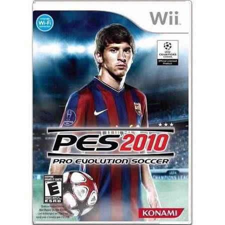 Pro Evolution Soccer 2010 Seminovo PAL – Wii