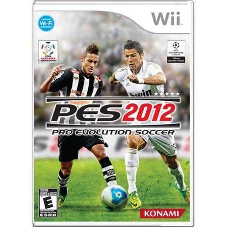 Pro Evolution Soccer 2012 Seminovo – Wii