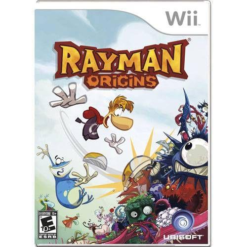 Rayman Origins Seminovo – Wii