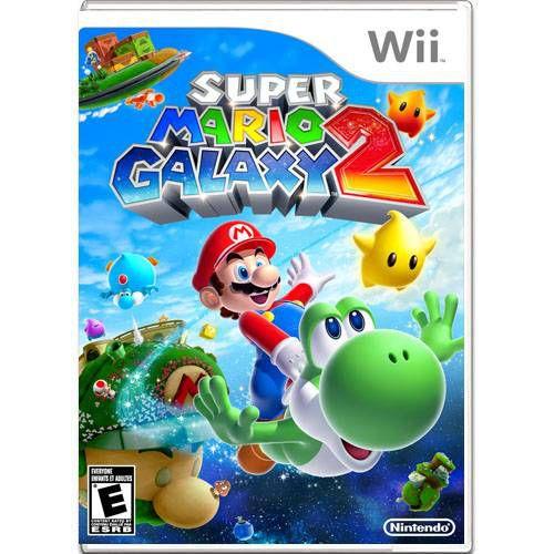 Super Mario Galaxy 2 Seminovo – Wii