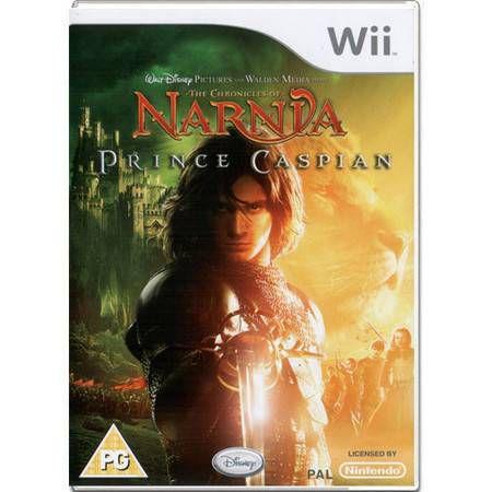 The Chronicles Of Narnia Prince Caspian Seminovo – Wii