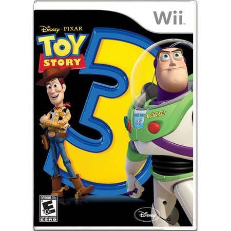 Toy Story 3 Seminovo – Wii