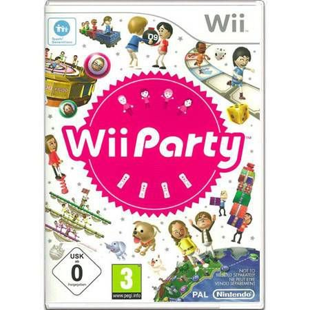 Wii Party Seminovo – Wii