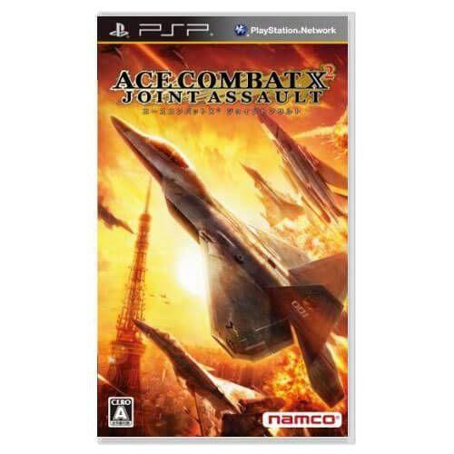 Ace Combat Joint Assault Seminovo – PSP