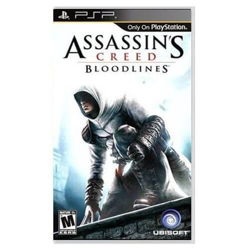 Assassin's Creed Bloodlines Seminovo – PSP