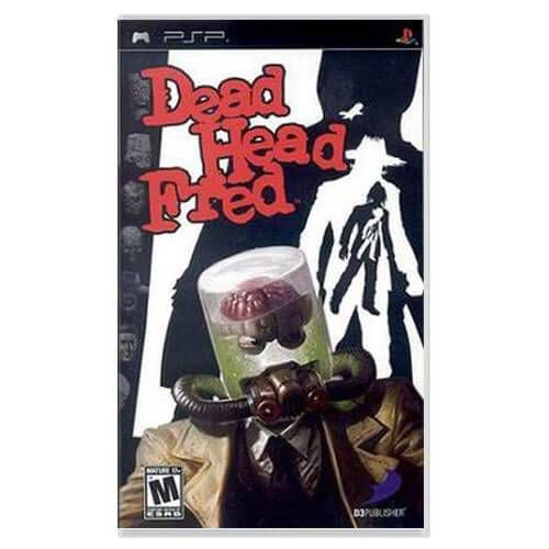 Dead Head Fred Seminovo – PSP