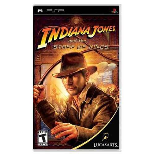 Indiana Jones And The Staff of Kings Seminovo – PSP