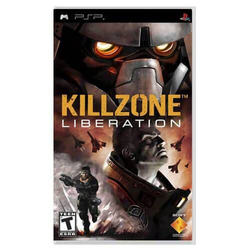 Killzone Liberation Seminovo – PSP