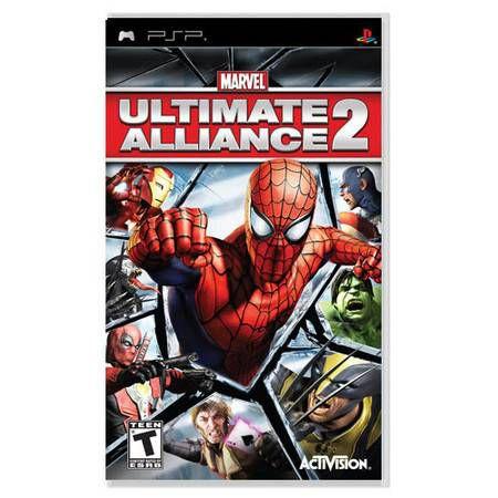 Marvel Ultimate Alliance 2 Seminovo – PSP