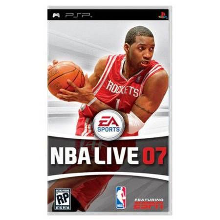 NBA Live 07 UMD Seminovo – PSP