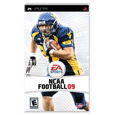 NCAA Football 09 UMD Seminovo – PSP