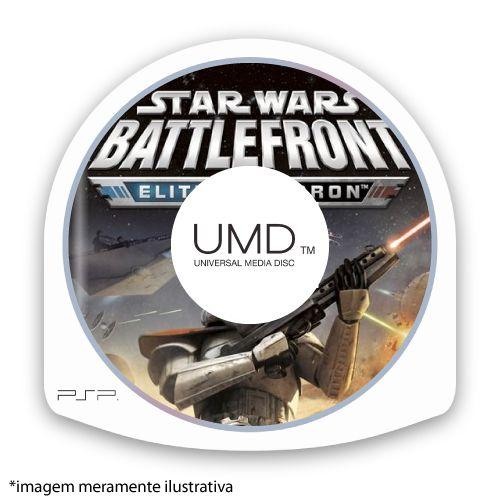 Star Wars Battlefront: Renegade Squadron (SEM CAPA) Seminovo – PSP