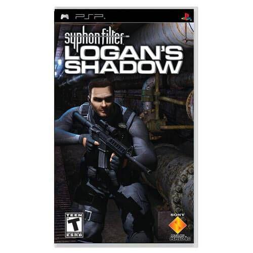 Syphon Filter Logan's Shadow Seminovo – PSP