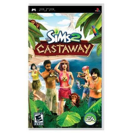 The Sims 2 Castaway UMD Seminovo – PSP