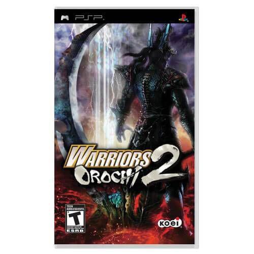 Warriors Orochi 2 Seminovo – PSP