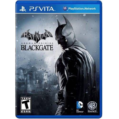 Batman Arkham Origins BlackGate Seminovo – PS VITA