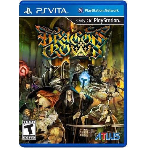 Dragons Crown Seminovo – PS VITA