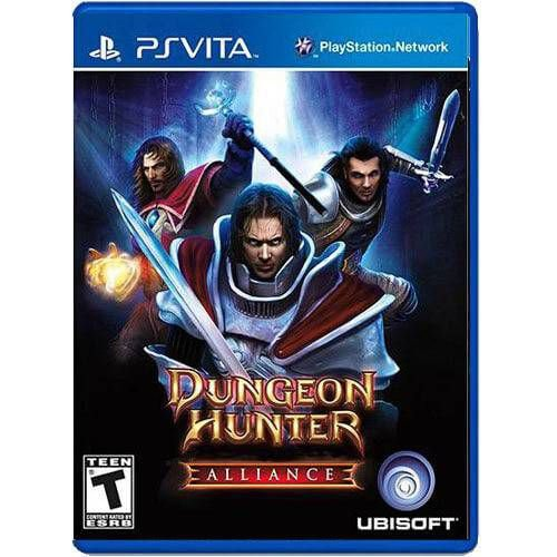 Dungeon Hunter Alliance Seminovo – PS VITA