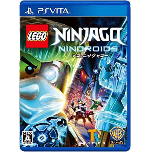 Lego Ninjago Nindroids Seminovo – PS VITA