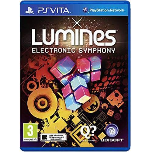 Lumines Eletronic Symphony Seminovo – PS VITA