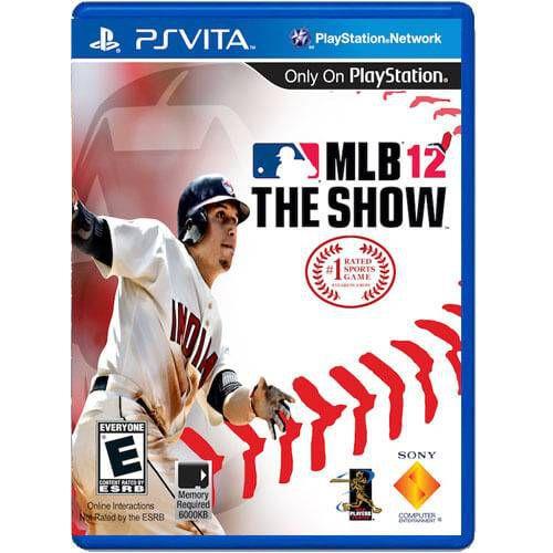 MLB 12 The Show Seminovo – PS VITA