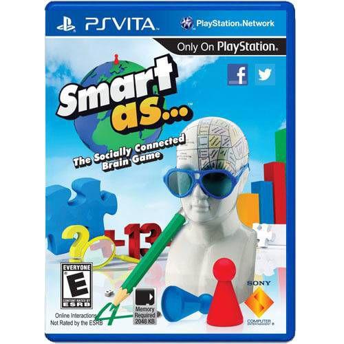 Smart AS… Semi-Novo – PS VITA