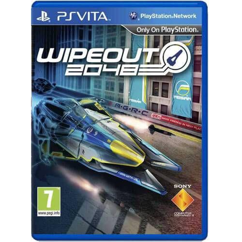 Wipeout 2048 Seminovo – PS VITA