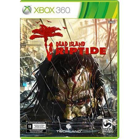 Dead Island Riptide Seminovo – Xbox 360