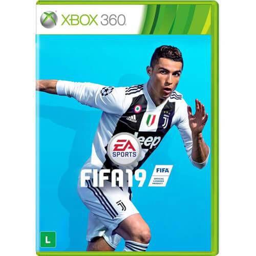 FIFA 19 Edição Standard Seminovo – Xbox 360