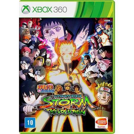 Naruto Shippuden Ultimate Ninja Storm Revolution – Xbox 360
